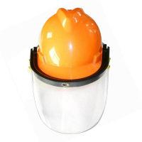 安全帽配套式防濺面罩