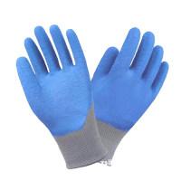 乳膠涂層手套