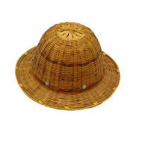 竹編安全帽