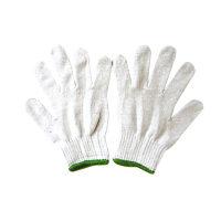 普通電腦十針棉線手套 線手套 勞保手套 防油手套