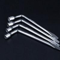 供应 便携式轮胎套筒扳手17/19/23/24弯头螺丝刀L型轮胎扳手